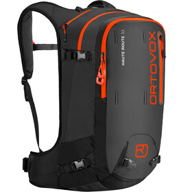 """Ortovox Haute Route 32 Backpack Black Anthracite"""